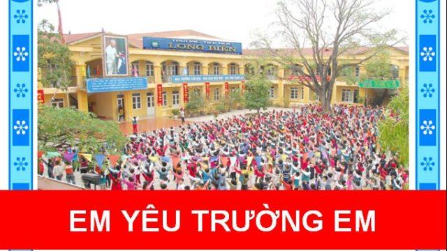 Em yêu trường em