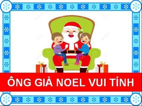Ông già Noel vui tính