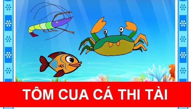 Tôm cua cá thi tài