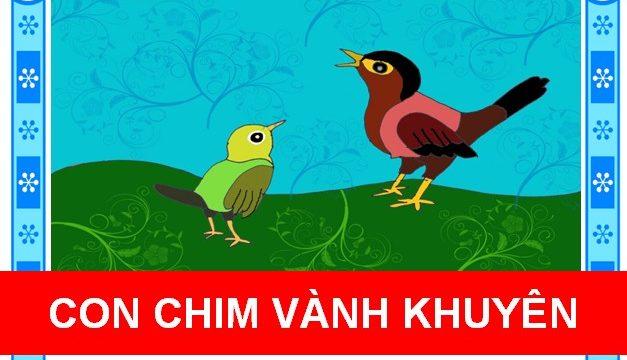 Con chim vành khuyên