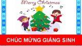 Chúc mừng giáng sinh